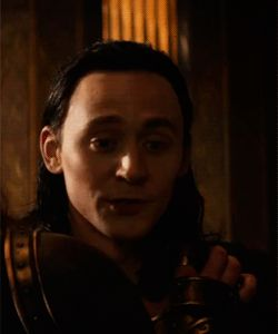 """You'll kill me?... Evidently, there will be a line."" [Loki, ""Thor: The Dark World""]"