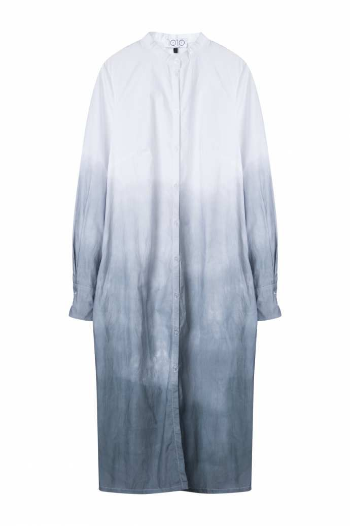 Рубашка-платье женская