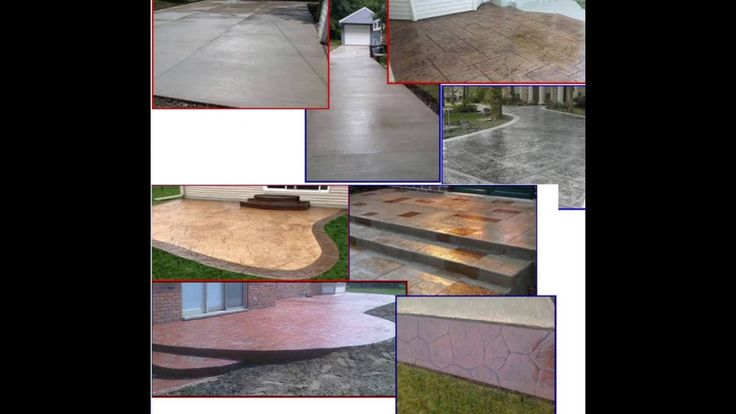 Residential and Commercial Concrete Contractors
