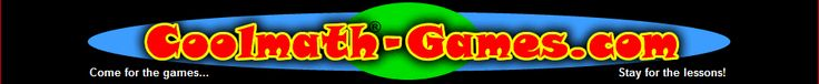 Math games website used by schools | Coolmath Games - Come for the games... Stay for the lessons.
