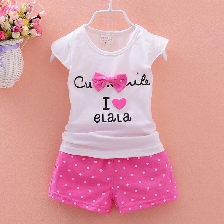 ropa para niña de 2 años de verano - Buscar con Google