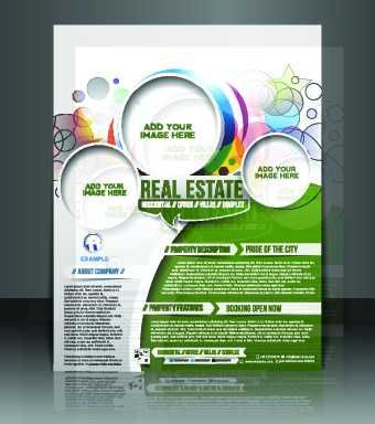 Business Brochure Cover Design - FREE