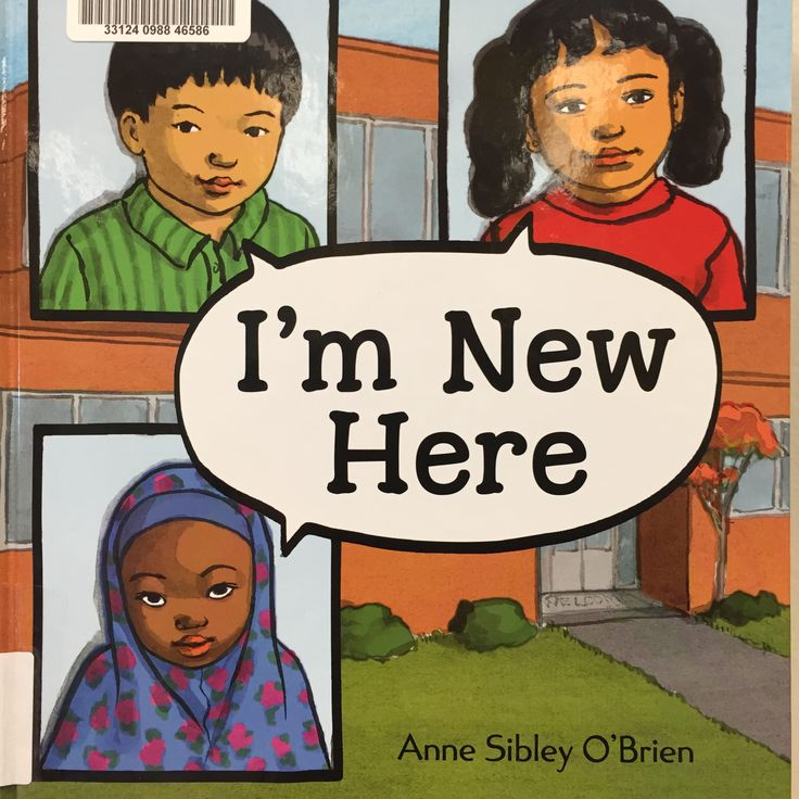 I'm New Here by Anne Sibley O'Brien (E OBR)