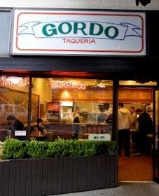 Gordo's Taqueria on Solano in Albany.  Best Burritos