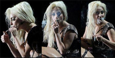 Surprising Celebrity Smokers