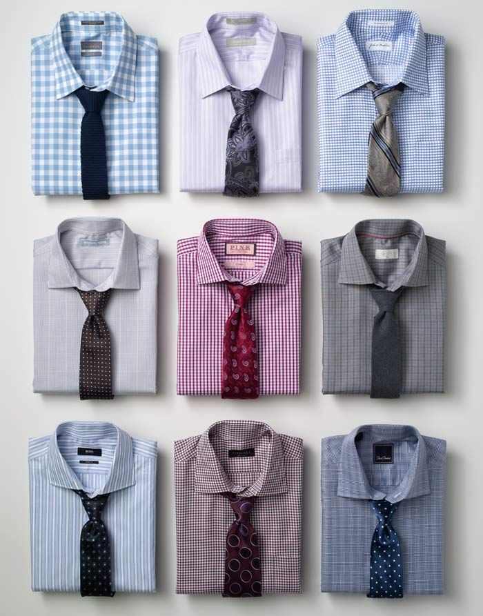 Make It a Combo: Shirts & Ties Decoded