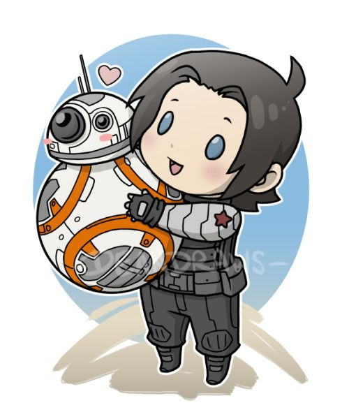 """deandraws:  """"Commission work for allmyfavoritethings724!  I too have a mighty need for Avengers/StarWars mashups.  """""""