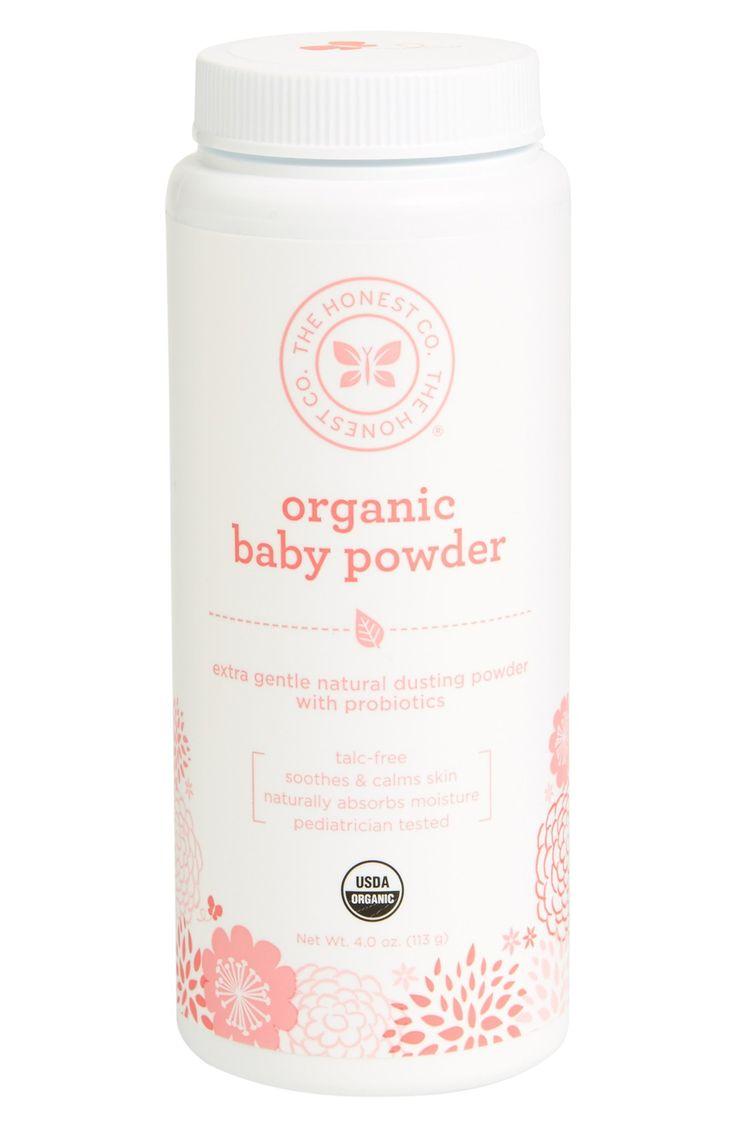 The Honest Company Organic Baby Powder $9.56 - purchased