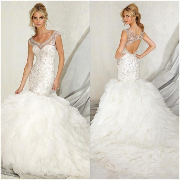 #Wedding Dresses by Angelina Faccenda