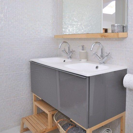 Ikea Hochbett Tromsö Neupreis ~ Waschtischunterschrank Holz auf Pinterest  Waschtischunterschrank