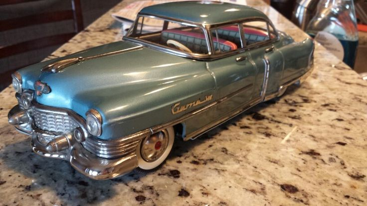 1960's Tin Toy Gama Cadillac made in West Germany