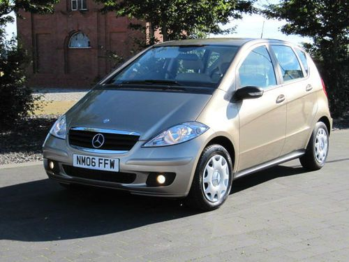 2006 MERCEDES A150 1.5 CLASSIC SE * LOW MILES ONLY 25000 MILES * 1 OWNER * FSH £4999 www.thecarwarehouse.co.uk