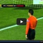 Video del resumen y goles entre Tigres vs Chivas, partido que corresponde a la Jornada 11 de la Liga MX Clausura 2013. Marcador Final: Tigres 1-1 Chivas.