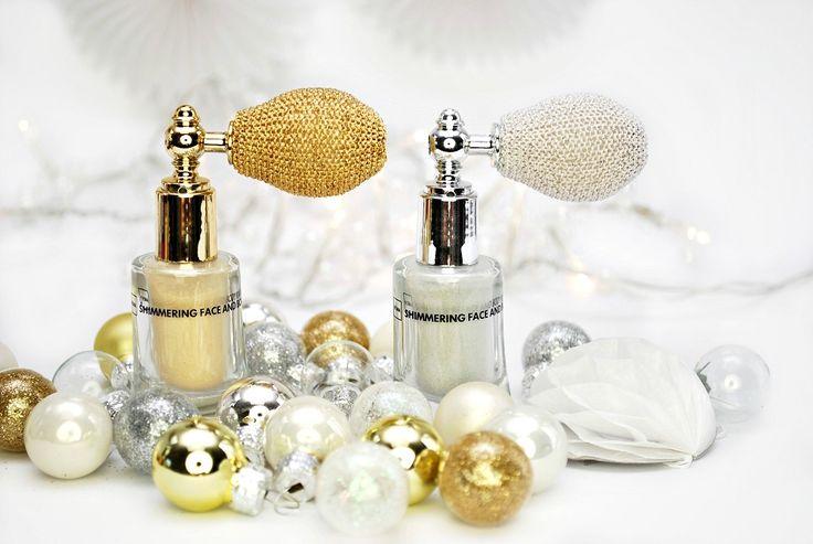 Met de feestdagen mag je shinen, glitteren en opvallen. Blogger Céline laat de make-up collectie zien voor de feestdagen op het blog.