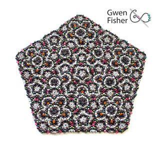 Penrose Tiling by Gwen Fisher