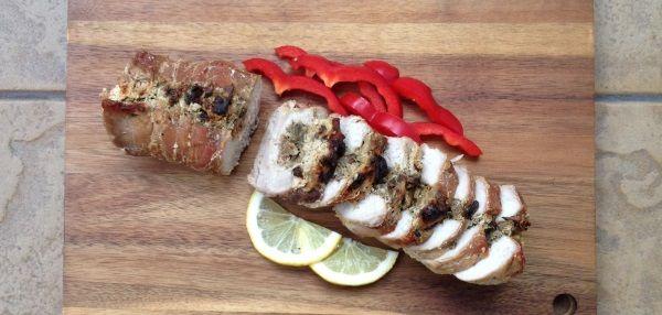 Kolejna smaczna przekąska - wędlina bez azotanów - dla urozmaicenia 2. fazy diety, choć można ją jeść w każdej fazie.  Danie fazy 1, 2 i 3 na obiad lub na kolację. Szczególnie polecany w fazie 2. jako mięso obiadowe lub przekąska – d