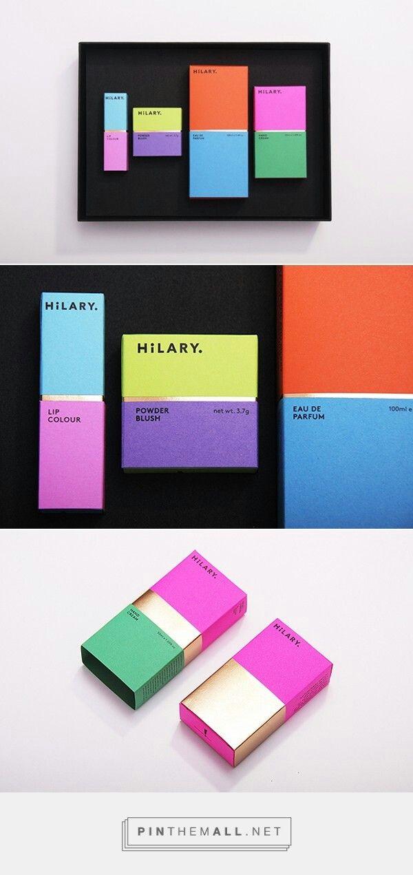 Hilary Branding on Behance| Fivestar Branding – Design and Branding Agency & Inspiration Gallery
