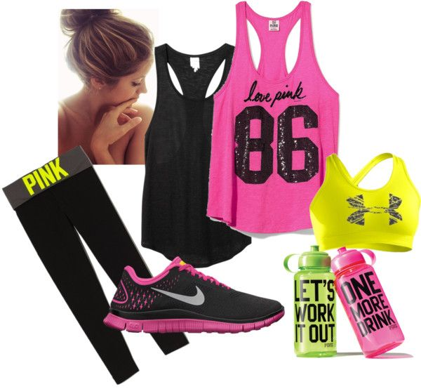 Workout outfit!