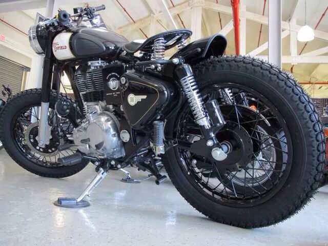 Classic 500 custom