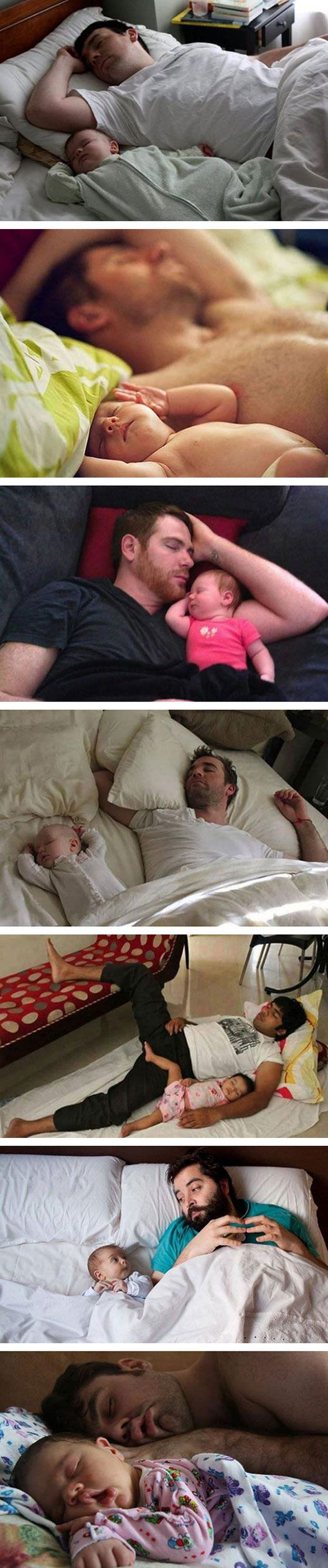 We don't need DNA tests here...