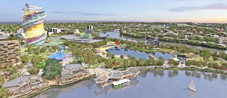 2014 Gold Coast Cultural Precinct Masterplan