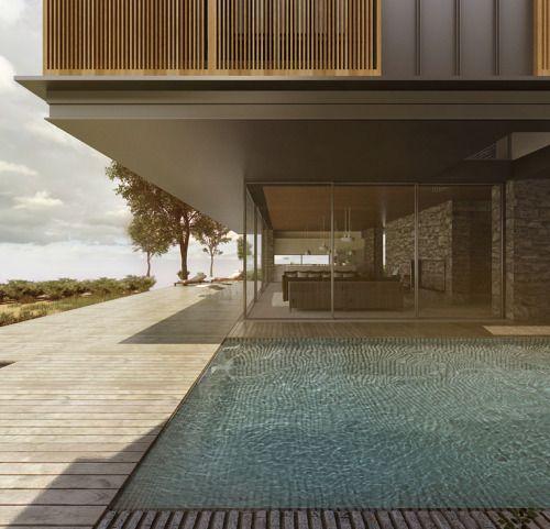 "chachidesign: "" micromega outlines its vision for an oceanside house in dunsborough, australia http://ift.tt/2dgfvSq """
