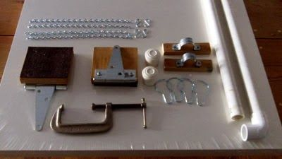 Aqui está uma maneira simples e barata de se levantar e correr em seu espaço estúdio com algumas ferramentas simples e peças baratas ....