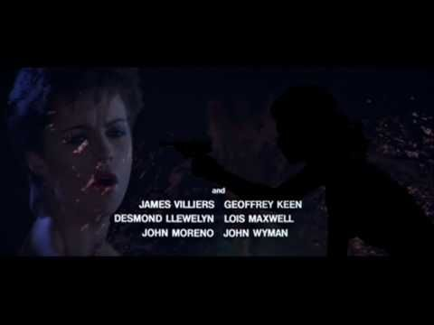 ▶ For Your Eyes Only Opening Title Sequence HD - YouTube