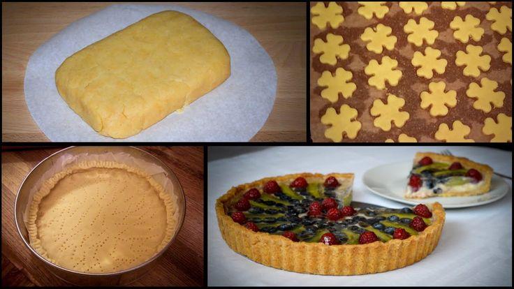 Classic Sweet Shortcrust Pastry Recipe - quick & easy!