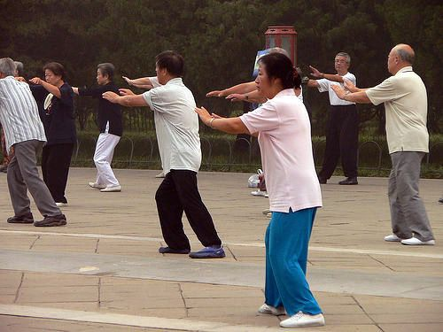 How to Learn Tai Chi in 10 Steps