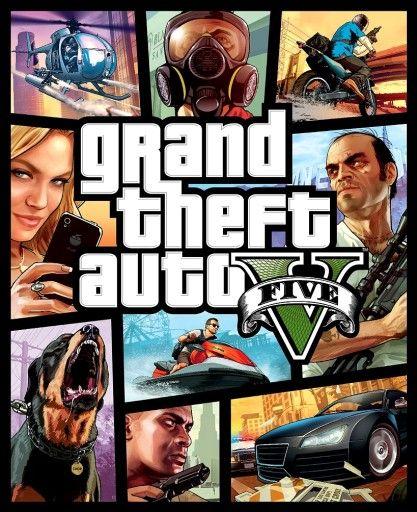 Grand Theft Auto Gta 5 V Pl Pc Rockstar Klucz 24 7 6935640816 Oficjalne Archiwum Allegro Grand Theft Auto Gta 5 Pc Gta 5 Games