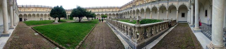Certosa di San Martino nel Napoli, Campania
