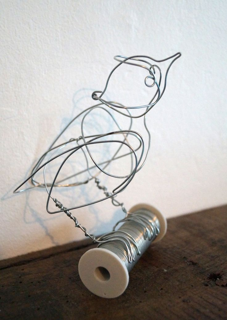 bird on wire by Jane Tilley.