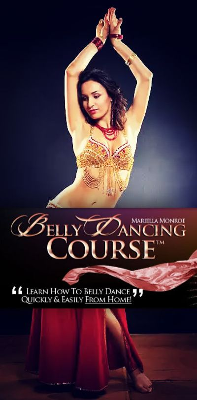 Now ANYONE Can Learn To Belly Dance Easily From Home! Go ...