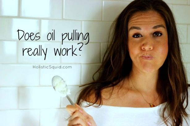 Does oil pulling work to improve oral health and detoxify the body as many claim? Read what the research says and learn how to oil pull to see for yourself.
