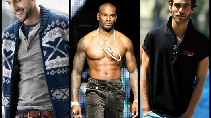Top 15 Hottest Male Models