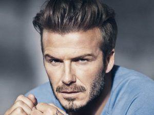 Fußballer Frisuren: David Beckham   Trend Haare