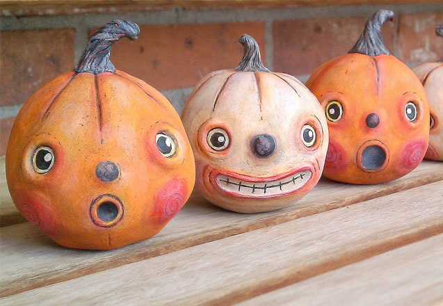 make these out of paper mache