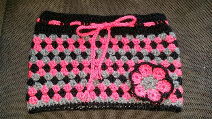 Handmade by Mooow!: Meisjes rokje