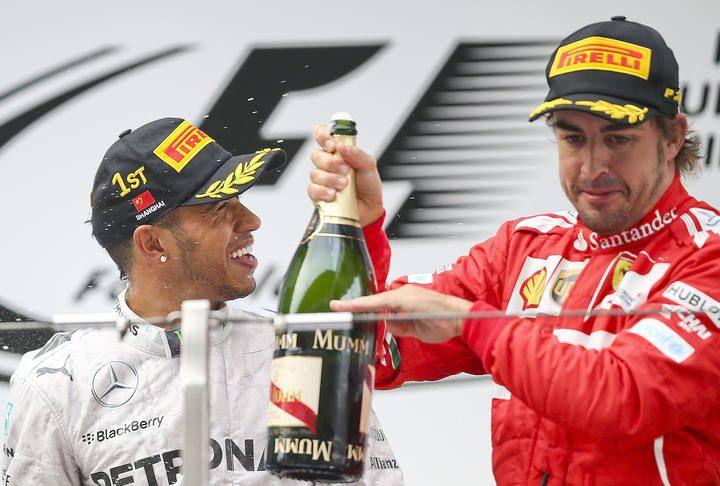 GP de China de F1