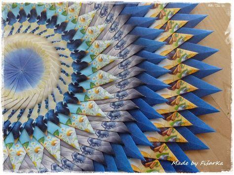 fisarkatvoreni | MANDALA - tea bag folding – rajce.net