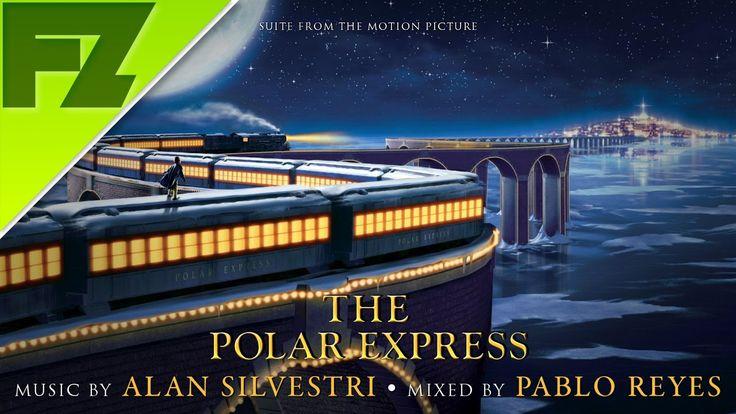 The Polar Express Soundtrack Suite (Believe) - Alan Silvestri - YouTube