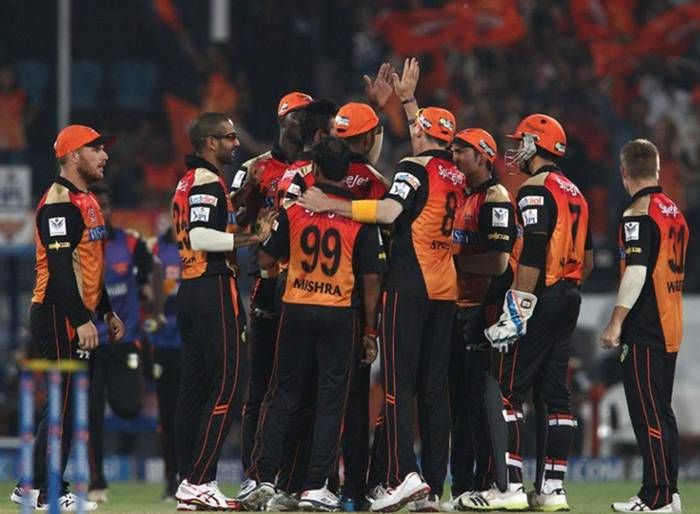 A team that was comprised from the defunct Deccan Chargers and Kochi Tuskers Kerela performed wonderfully in their debut season in 2013. (Photo Source: BCCI)