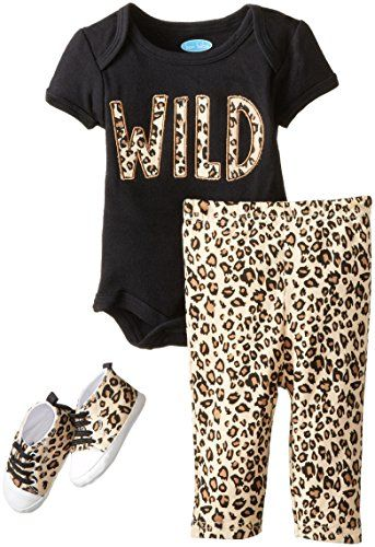 BON BEBE Baby-Girls Newborn Wild Animal Print 4 Piece Pant Set with Sneakers, Multi, 3-6 Months Bon Bebe http://www.amazon.com/dp/B00PN53YL4/ref=cm_sw_r_pi_dp_v.8Zub1M5408T