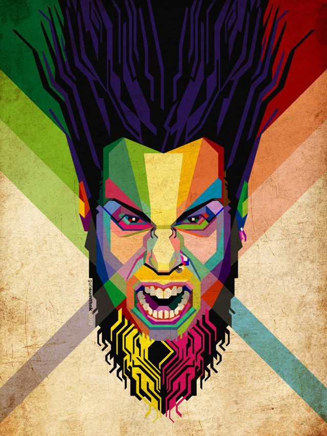 #RIP Wayne Static | Static-X by sumthnk