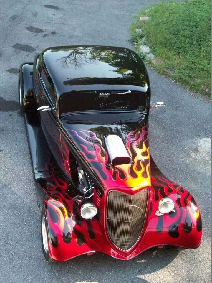 Hot Rod                                                                                                                                                                                 Mehr