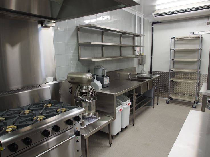 Commercial Kitchen - Cairns