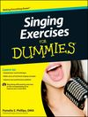 Singing Exercises For Dummies Cheat Sheet