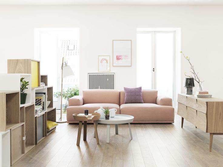 Muuto / Connect Sofa / Living Room