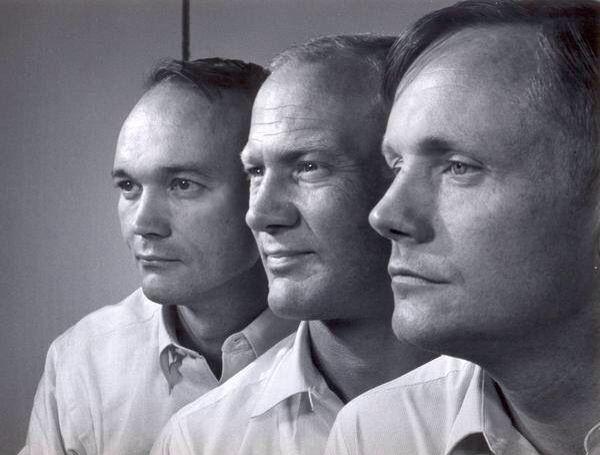 See NASAs Incredible Photographs Of The Apollo Moon Missions